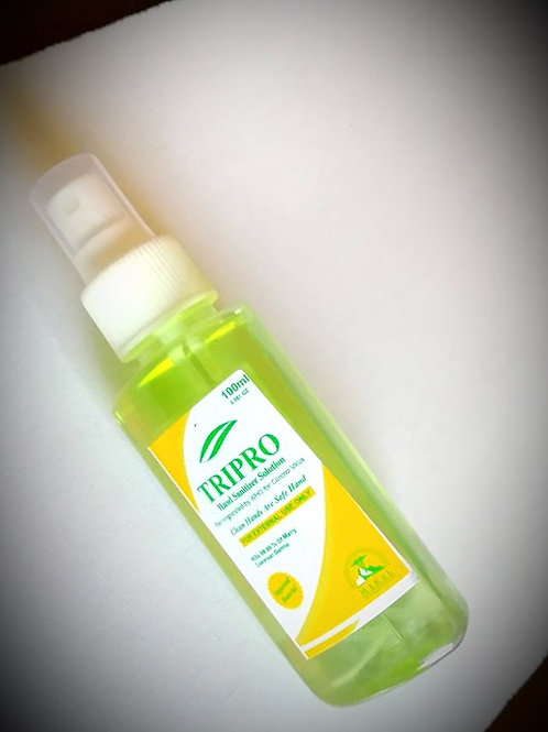 TRIPRO Hand Sanitizer Solution