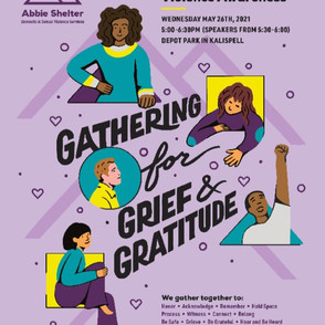 A Gathering for Grief and Gratitude