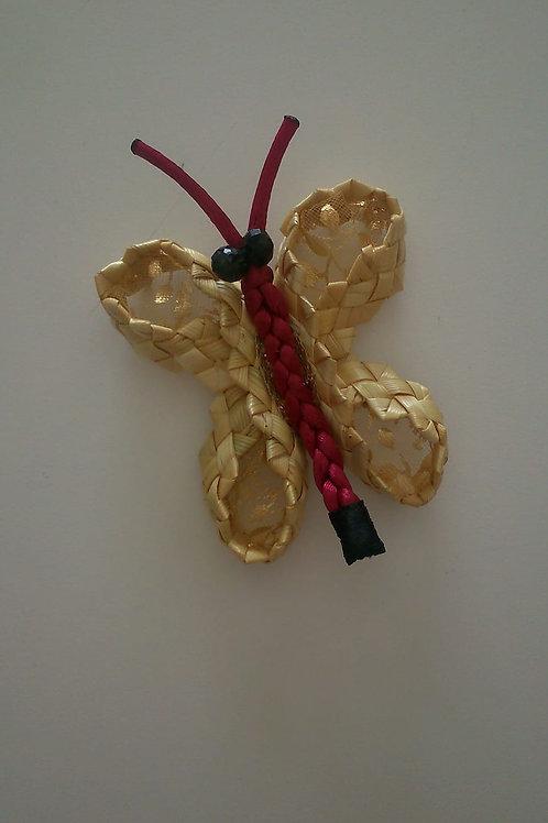 Pinza de mariposa
