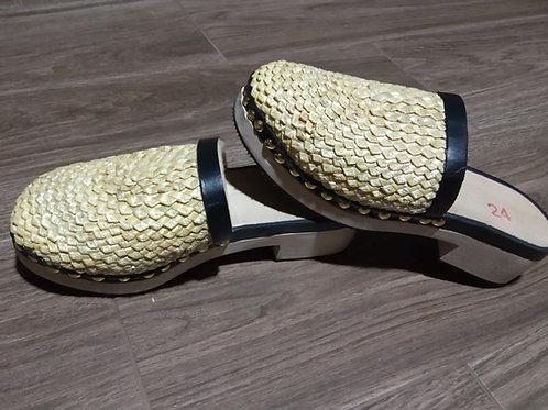 Zuecos sandalia