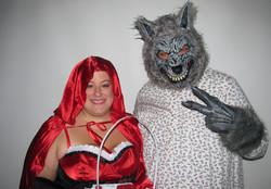 Club Ample Halloween Bash
