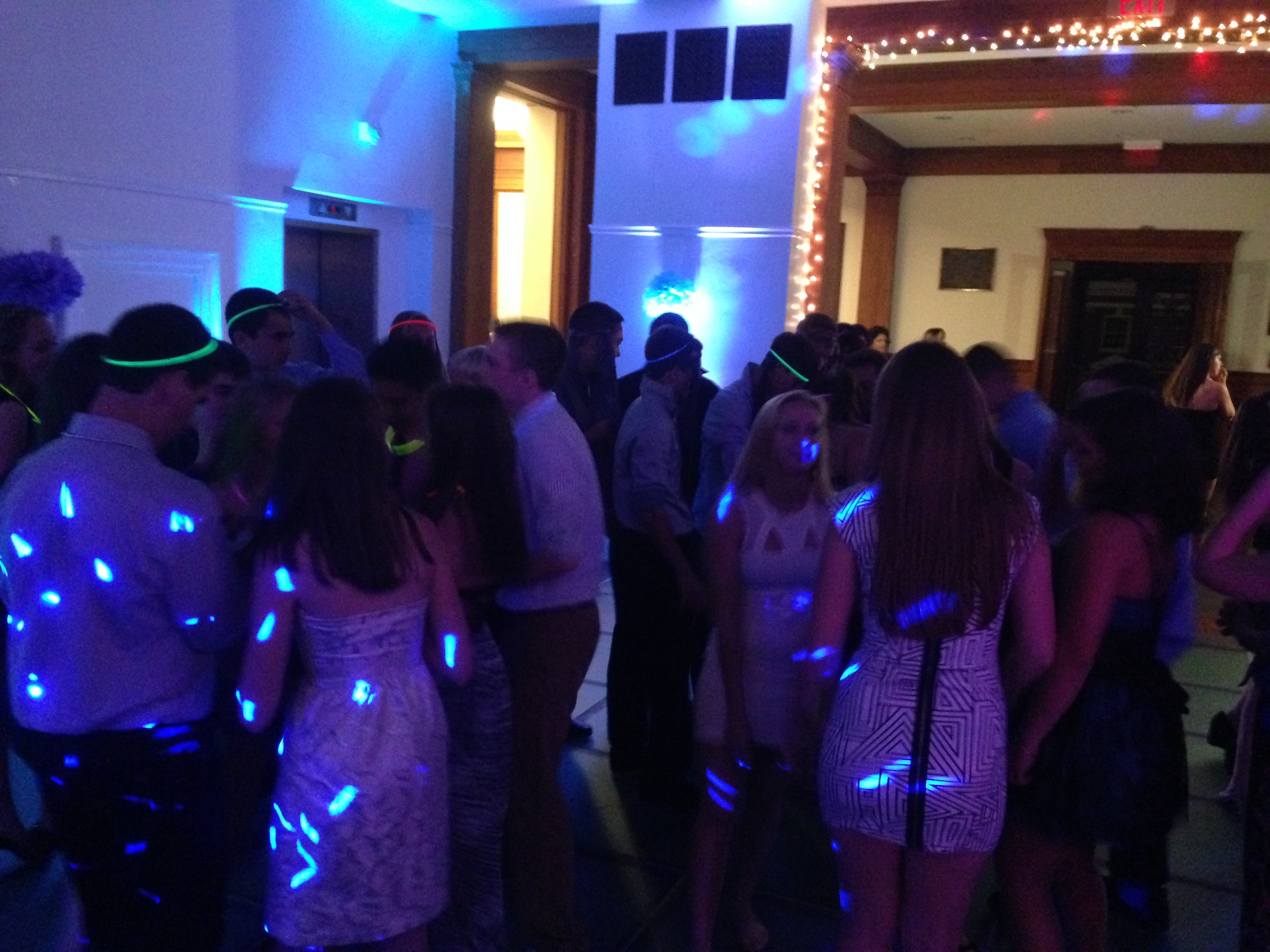 We offer Party Lights!