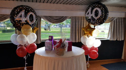 Barnett 40th Birthday Party