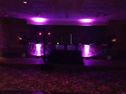 Uplighting for any room, any color!
