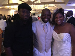 Phoenix-Sharpe Wedding