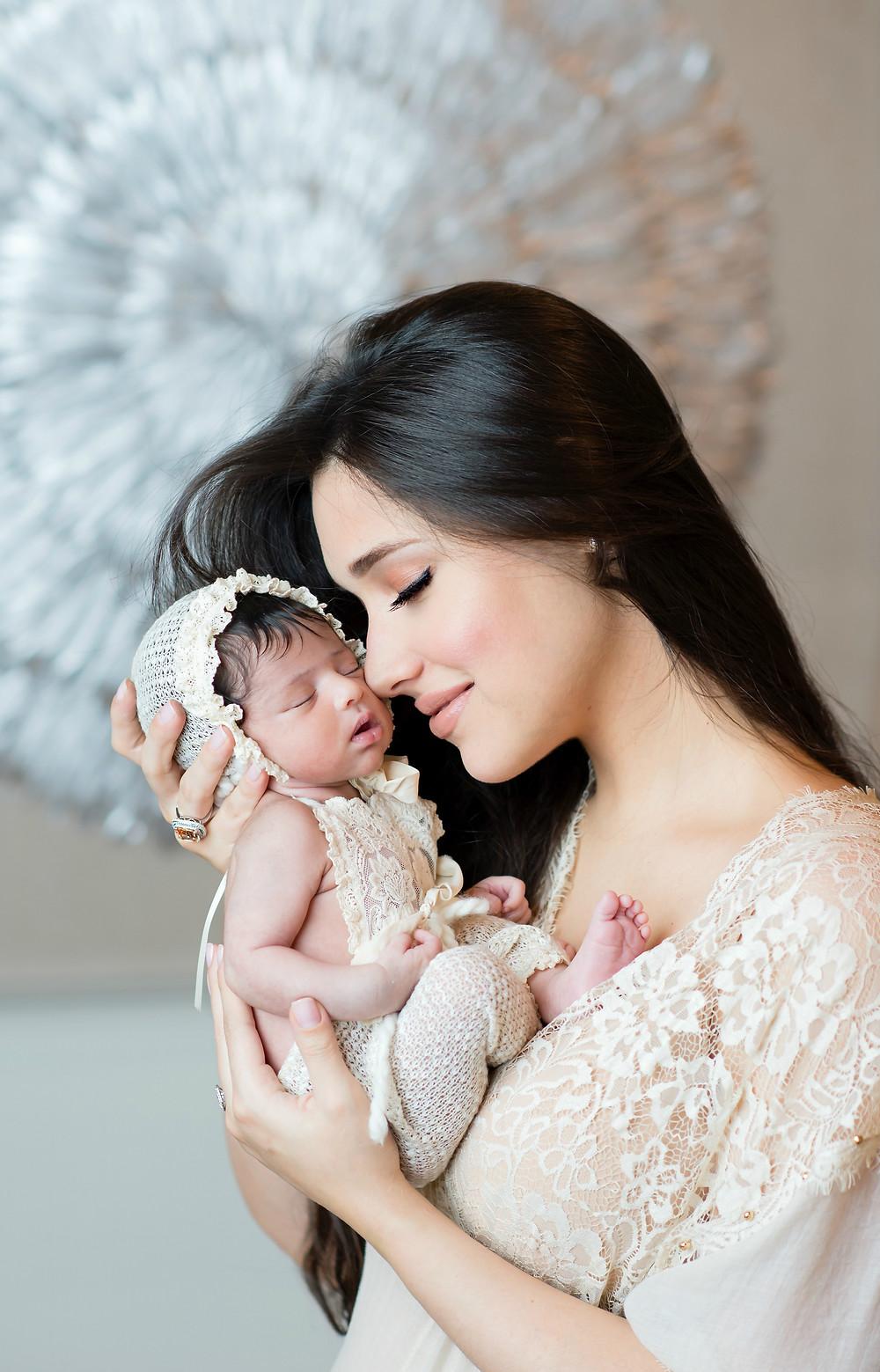 Amelia embarazada de Alía