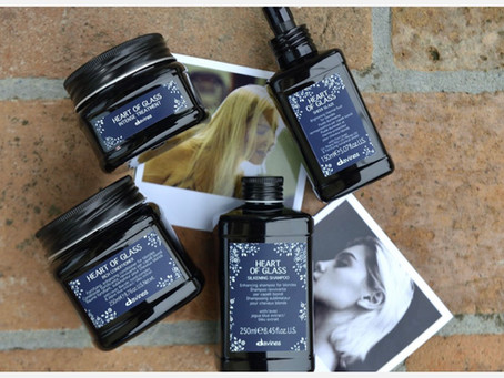 HEART OF GLASS BY DAVINES