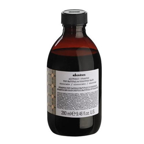 Alchemic shampooing chocolate