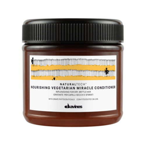Nourishing végétarian miracle conditionneur
