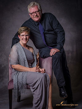 ATKV Mediaveertjies 2017 Wynand Dreyer en Christelle Parrott