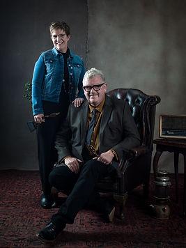ATKV Mediaveertjies 2018 Wynand Dreyer en Christelle Parrott