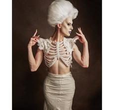 wedding skeleton