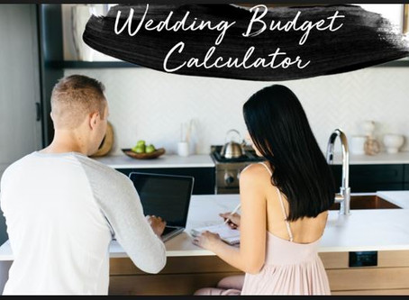 Why Wedding Budget Calculators Don't Work, and How to make a realistic estimate on your own.