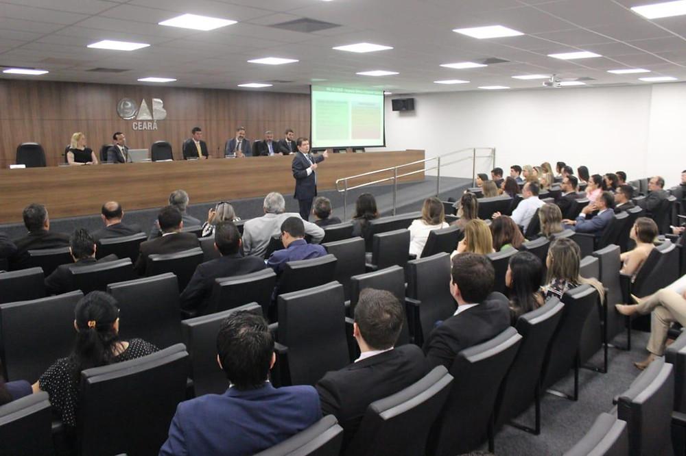 Palestra Reforma Tributária - OAB/CE