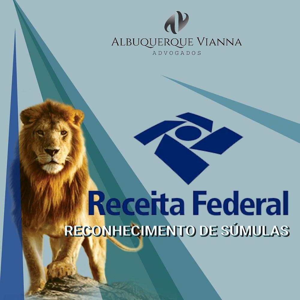 Receita FEderal - Reconhecimento de Súmulas
