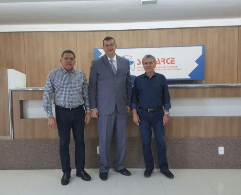 Espedito Júnior, Dr. Marcos Vianna, Clóvis Nogueira Bezerra