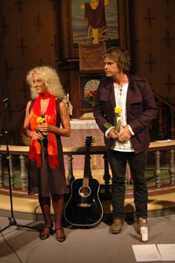 Camilla Uddgren & Daniel Andersson