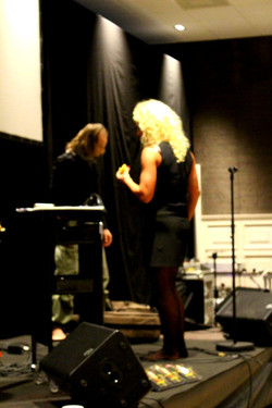 Camilla Uddgren & Fredrik Larsson