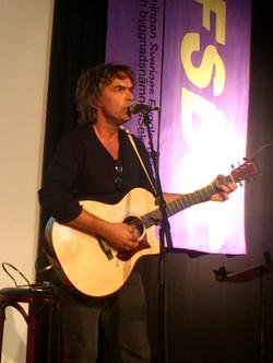 Musiker Daniel Andersson