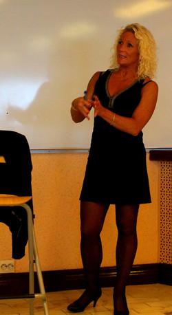 Inspirationsföreläsare C Uddgren