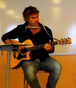 Daniel Andersson musiker