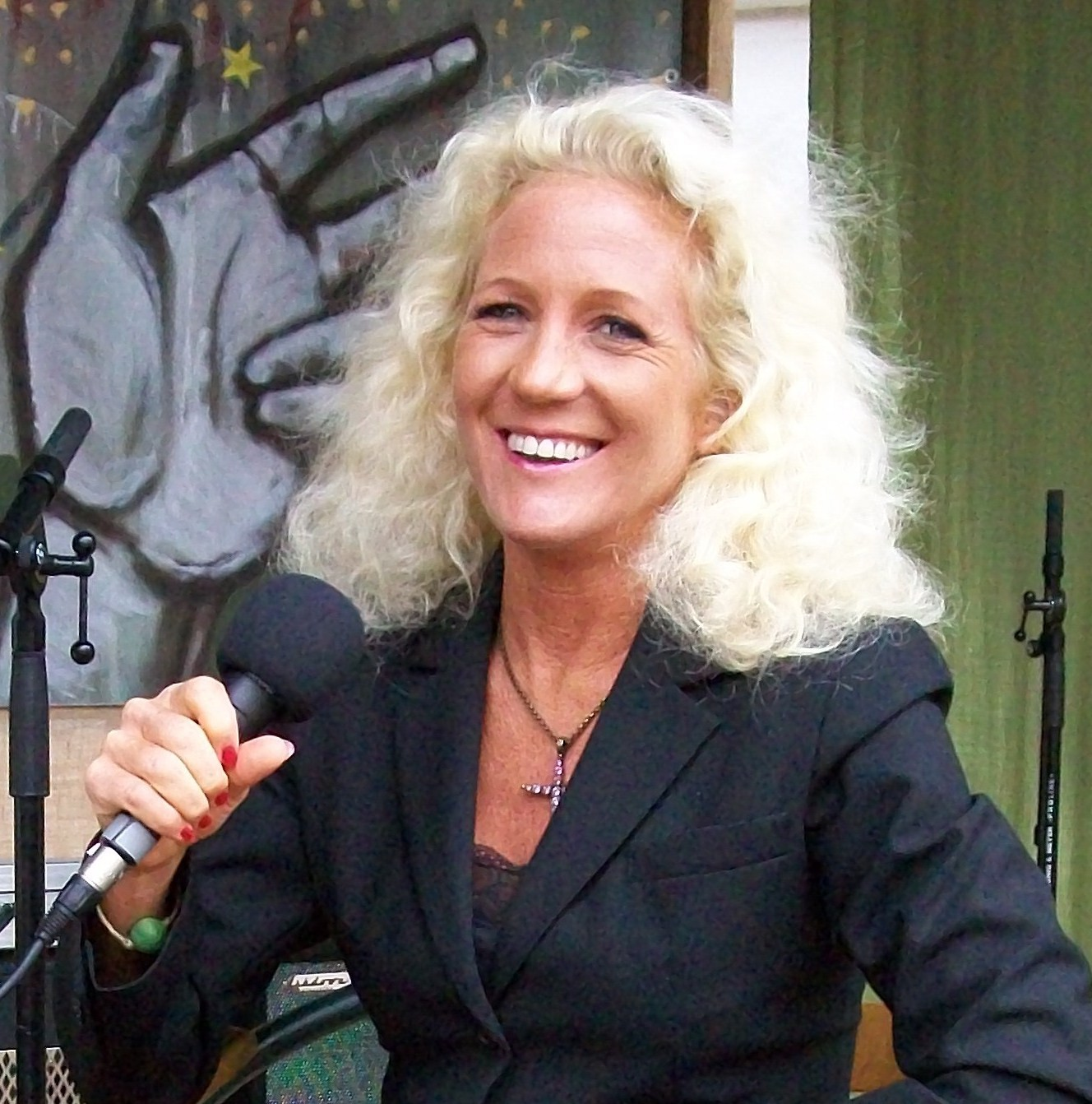 Talkshow med Camilla Uddgren