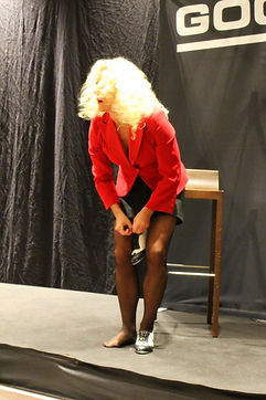 Inspirationsföreläsare för din konferens Camilla Uddgren