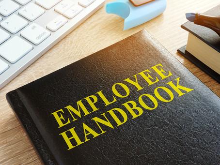The Essentials of an Employee Handbook