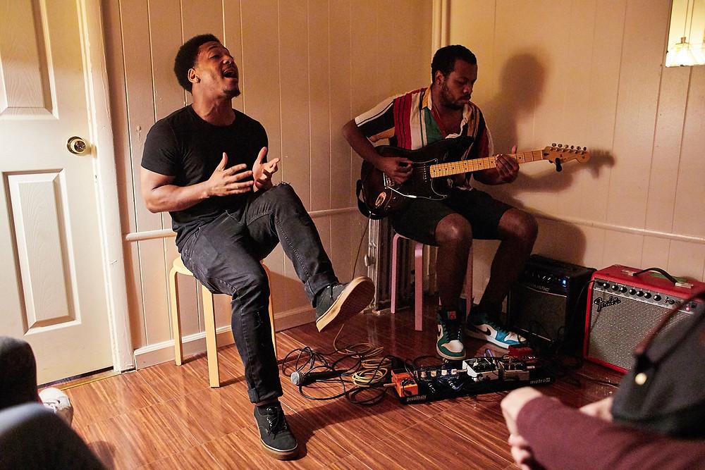 R&B Duo