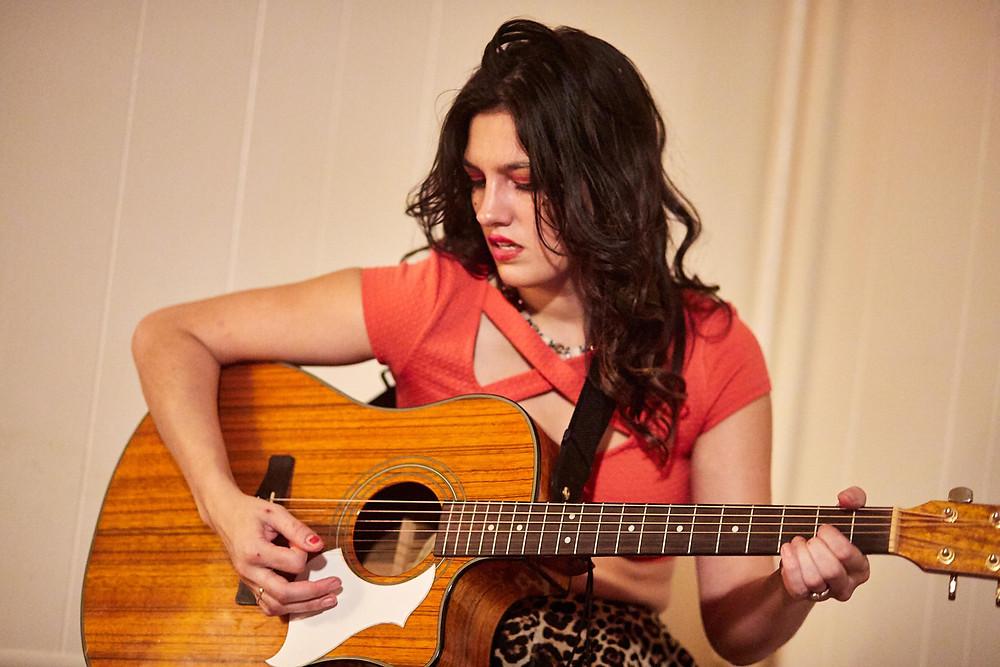 Lucy Hall Live