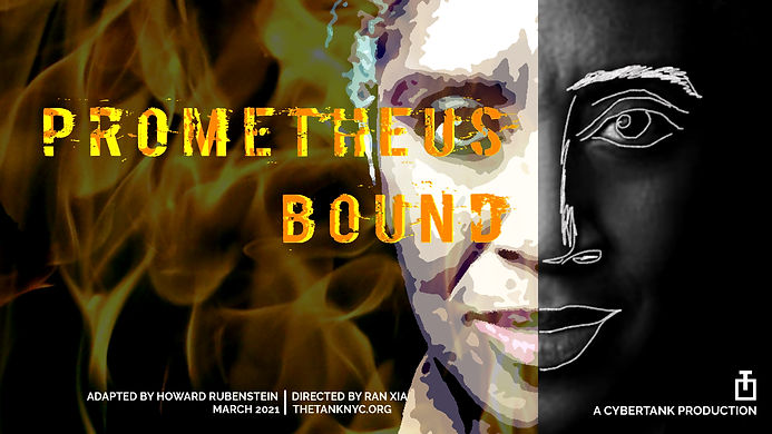 Prometheus Bound Poster
