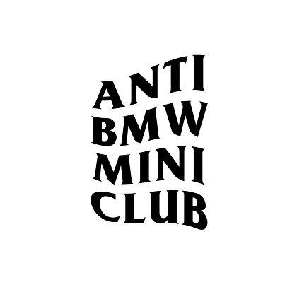 Anti BMW Mini Club