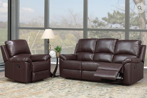 8094 - Recliner Sofa