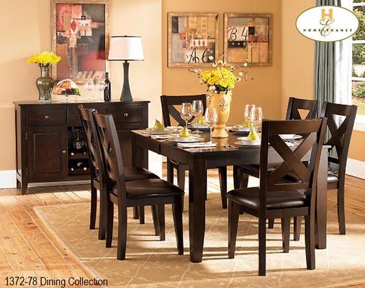 1372 7pc Dining Set