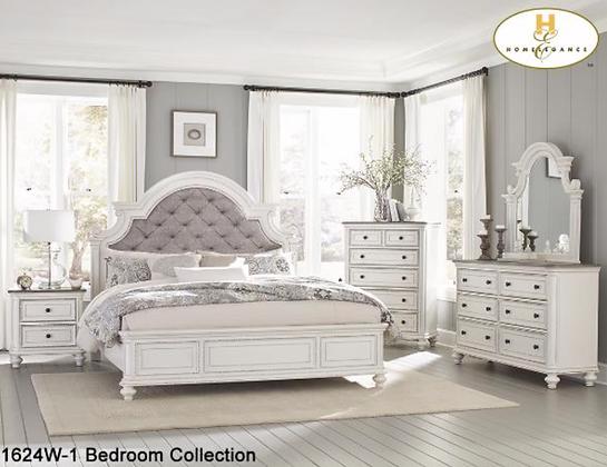 1624 Bedroom Set