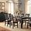 Thumbnail: 5504 7pc Dining Table Set