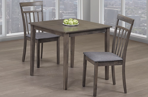 3115 3pc Dining Table Set