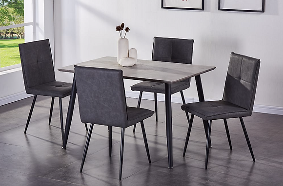 3312 5pc Dining Set