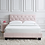 Thumbnail: Jazelle Double Platform Bed