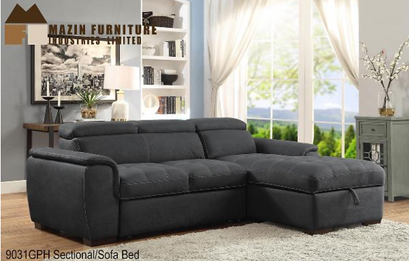 9031 Sectional Sofa Bed