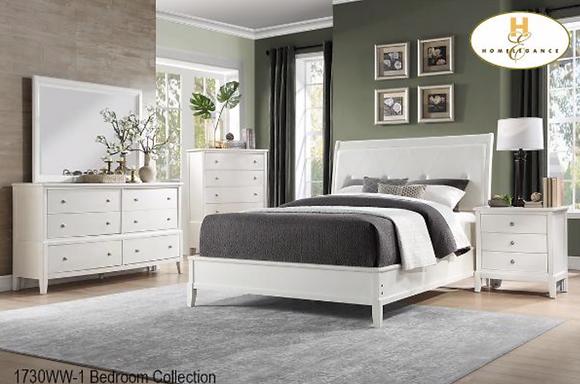 1730WW Bedroom Set