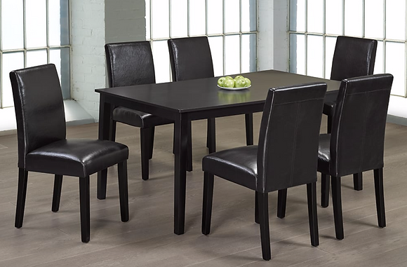 3107 7pc Dining Set