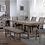 Thumbnail: 5544 6pc Dining Table Set