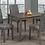 Thumbnail: 3116 5pc Dining Table Set