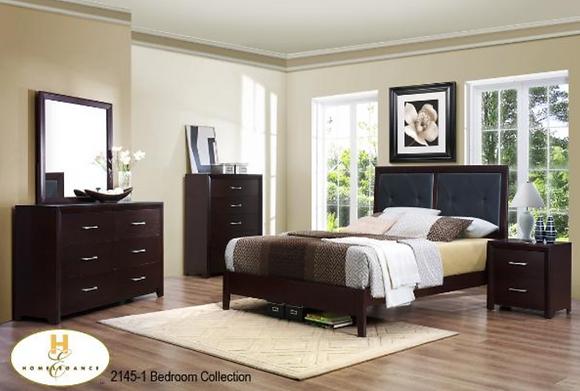 2145 Bedroom Set