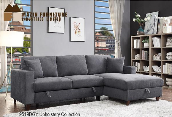 9519 Sectional Sofa Bed