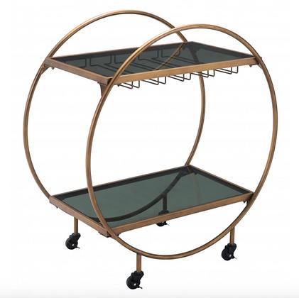 Arc Bar Cart
