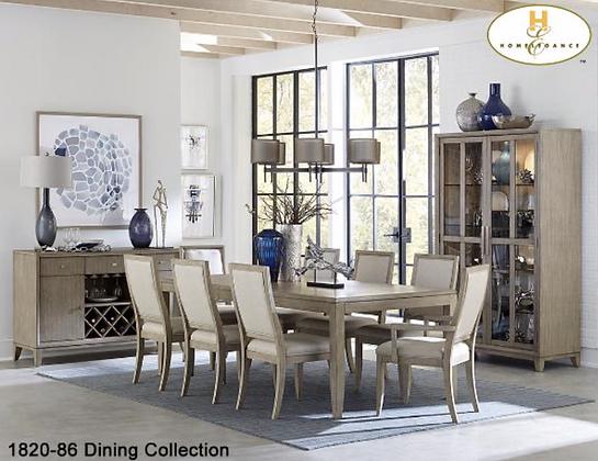 1820 Dining Set