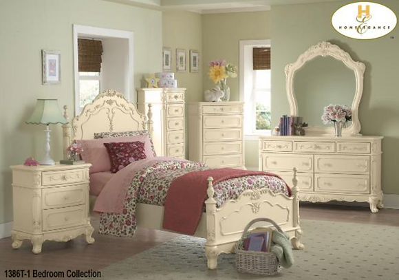 1386 Youth Bedroom Set