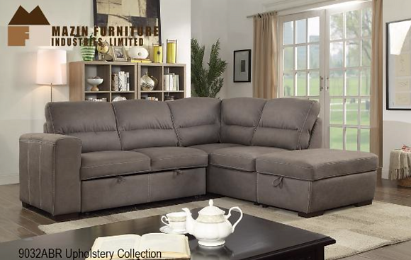9032 Sectional Sofa Bed